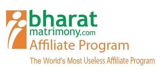 Bharat Matrimony Affiliate Program