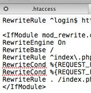 htaccess rewrite