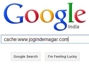 Google-Cache-Copy-of-Website